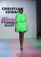 8 March 2019 - Los Angeles, California - Model. Christian Cowan x The Powerpuff Girls Runway Show at City Market Social House. <br /> CAP/ADM/FS<br /> &copy;FS/ADM/Capital Pictures
