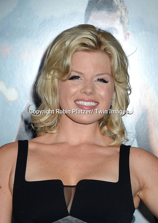 Megan Hilty attends the Domestic Premiere of &quot;White House Down&quot;<br /> on June 25, 2013 at the Ziegfeld Theatre in New York City. The movie stars Channing Tatum and Jamie Foxx and Maggie Gyllenhaal.