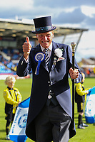Posh ahead of the Sky Bet League 1 match between Peterborough and Oxford United at the ABAX Stadium, London Road, Peterborough, England on 30 September 2017. Photo by David Horn.