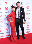 Eva Longoria and Ricardo Chavira attends The 2013 NCLR ALMA Awards held at the Pasadena Civic Auditorium in Pasadena, California on September 27,2012                                                                               © 2013 DVS / Hollywood Press Agency