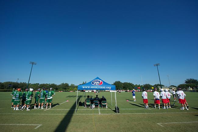 July  21, 2011 - Lake Buena Vista, FL - Wide World of Sports:  2011 ESPN Rise Games..Credit: Steve Johnson/ESPN