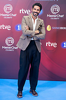 Oscar Higares attends to presentation of 'Master Chef Celebrity' during FestVal in Vitoria, Spain. September 06, 2018. (ALTERPHOTOS/Borja B.Hojas) /NortePhoto.com NORTEPHOTOMEXICO