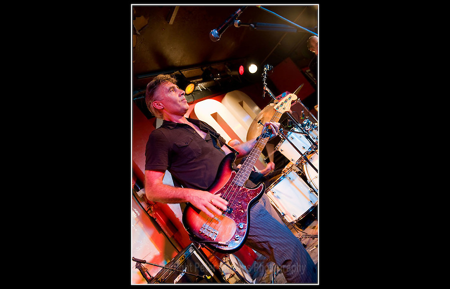 Glen Matlock - Making the Modern Scene 2 - Terry Rawlings Benefit - 100 Club - 27-07-2009