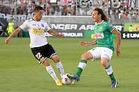 Apertura 2014 Colo Colo vs Audax