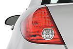 Tail light close up detail view of a 2008 Pontiac G6 Sedan GT