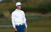 Thorbjorn Olesen of Denmark looks on during Round 3 of the 2015 Alfred Dunhill Links Championship at the Old Course, St Andrews, in Fife, Scotland on 3/10/15.<br /> Picture: Richard Martin-Roberts | Golffile