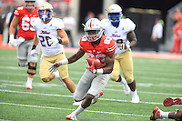 The Ohio State University Football team defeat Tulsa 48-3. September 10, 2016<br />