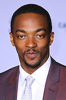 """HOLLYWOOD, LOS ANGELES, CA, USA - MARCH 13: Anthony Mackie at the World Premiere Of Marvel's """"Captain America: The Winter Soldier"""" held at the El Capitan Theatre on March 13, 2014 in Hollywood, Los Angeles, California, United States. (Photo by Xavier Collin/Celebrity Monitor)"""