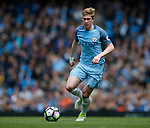 Kevin De Bruyne of Manchester City during the English Premier League match at the Etihad Stadium, Manchester. Picture date: May 6th 2017. Pic credit should read: Simon Bellis/Sportimage
