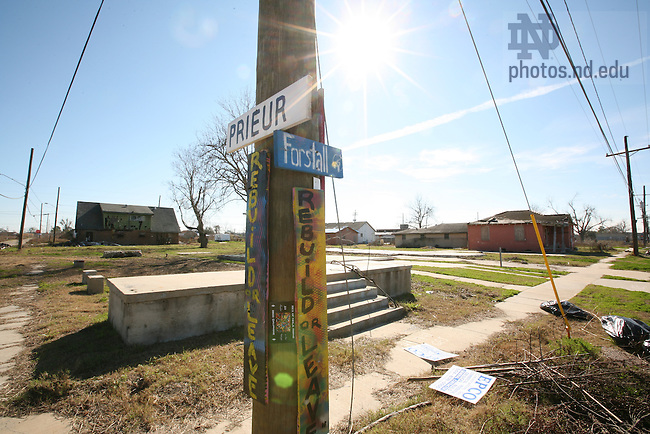 Lower Ninth Ward, New Orleans