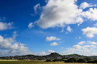 General image on Comwy Golf course during Round 2 Foursomes of the Men's Home Internationals 2018 at Conwy Golf Club, Conwy, Wales on Thursday 13th September 2018.<br /> Picture: Thos Caffrey / Golffile<br /> <br /> All photo usage must carry mandatory copyright credit (&copy; Golffile | Thos Caffrey)