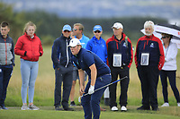 Eoin Murphy of Ireland during Day 3 / singles of the Boys' Home Internationals played at Royal Dornoch Golf Club, Dornoch, Sutherland, Scotland. 09/08/2018<br /> Picture: Golffile | Phil Inglis<br /> <br /> All photo usage must carry mandatory copyright credit (&copy; Golffile | Phil Inglis)