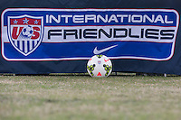 Lakewood Ranch, FL - December 2, 2014: The U.S. Under-17 Men's National Team loose to Brazil 4-1 in the 2014 Nike International Friendlies at Premier Sports Campus.