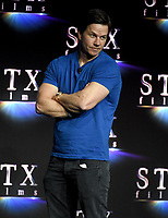 LAS VEGAS, NV - APRIL 24: Mark Wahlberg onstage during the STX Films presentation at CinemaCon 2018 at The Colosseum at Caesars Palace on April 24, 2018 in Las Vegas, Nevada. (Photo by Frank Micelotta/PictureGroup)