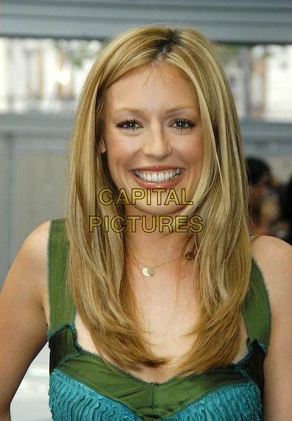 CAT DEELEY.Glamour Magazine's Women Of The Year Awards. Berkeley Square Gardens, London, W1.June 8th, 2004.headshot, portrait.www.capitalpictures.com.sales@capitalpictures.com.©Capital Pictures