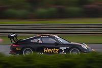 Porsche GT3 Cup Challenge USA<br /> Grand Prix of Alabama<br /> Barber Motorsports Park, Birmingham, AL USA<br /> Sunday 23 April 2017<br /> 3, Trenton Estep, GT3P, USA, 2017 Porsche 991<br /> World Copyright: Jake Galstad<br /> LAT Images<br /> ref: Digital Image galstad-BARBER-0417-39918
