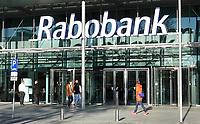 Nederland Utrecht - 2018. Hoofdkantoor van de Rabobank.   Foto Berlinda van Dam / Hollandse Hoogte
