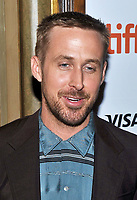 10 September 2018 - Toronto, Ontario, Canada - Ryan Gosling. &quot;First Man&quot; Premiere - 2018 Toronto International Film Festival at the Elgin Theatre. . <br /> CAP/ADM/BPC<br /> &copy;BPC/ADM/Capital Pictures