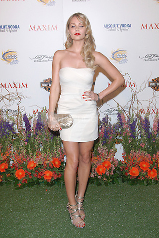 Laura Vandervoort at the 11th Annual Maxim Hot 100 Party at Paramount Studios in Los Angeles, California. May 19, 2010.Credit: Dennis Van Tine/MediaPunch