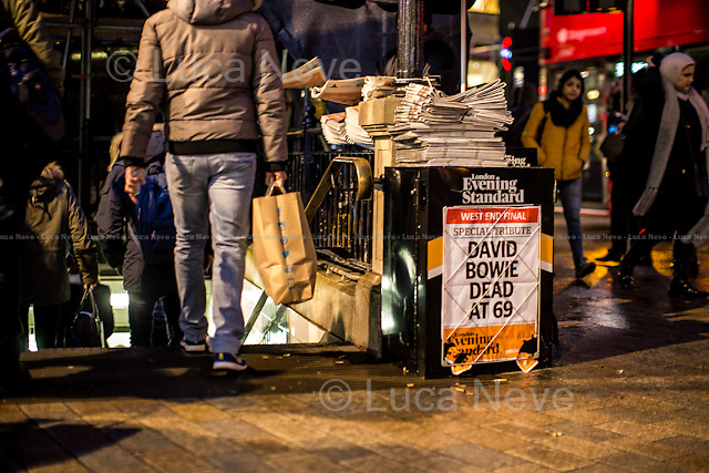 Oxford Circus.<br />