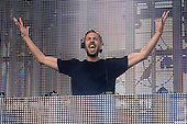 May 24, 2014: CALVIN HARRIS - BBC RADIO 1 BIG WEEKEND - Glasgow Scotland UK