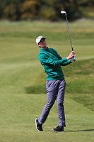 Tiernan McLarnon (Massereene) on the 6th fairway during Round 3 of the Lytham Trophy, held at Royal Lytham & St. Anne's, Lytham, Lancashire, England. 05/05/19<br /> <br /> Picture: Thos Caffrey / Golffile<br /> <br /> All photos usage must carry mandatory copyright credit (© Golffile | Thos Caffrey)