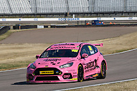 #600 Sam Tordoff Team GardX Racing Ford Focus RS during BTCC Practice  as part of the Dunlop MSA British Touring Car Championship - Rockingham 2018 at Rockingham, Corby, Northamptonshire, United Kingdom. August 11 2018. World Copyright Peter Taylor/PSP. Copy of publication required for printed pictures.