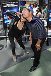 """Michelle Rodriguez and Michael Pena at 20th Century Fox and Dreamworks """"Turbo"""" treat E3 attendees to a """"Turbo Charged Party and Concert"""" held at L.A. LIVE on June 12, 2013"""