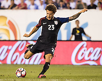 Philadelphia, PA - June 11, 2016: The U.S. Men's National team defeat Paraguay 1-0 in a final group play match at the 2016 Copa America Centenario at Lincoln Financial Field.