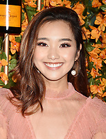 PACIFIC PALISADES, CA - OCTOBER 06: Jenn Im arrives at the 9th Annual Veuve Clicquot Polo Classic Los Angeles at Will Rogers State Historic Park on October 6, 2018 in Pacific Palisades, California.<br /> CAP/ROT/TM<br /> &copy;TM/ROT/Capital Pictures