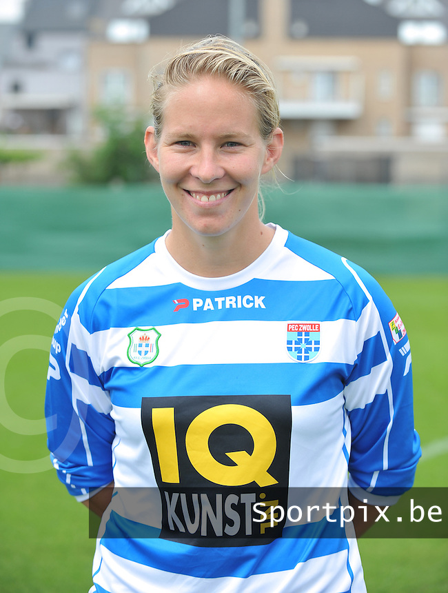 PEC Zwolle : Sylvia Smit .foto DAVID CATRY / Vrouwenteam.be