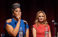 WEST HOLLYWOOD, CA - NOVEMBER 28: Tracy 'Twinkie' Bird, Heather Graham, at Women In Film Speaker Series Presents Sexual & Gender Abuse in the Workplace at The West Hollywood Library in West Hollywood, California on November 28, 2017. Credit: Faye Sadou/MediaPunch /NortePhoto.com NORTEPOTOMEXICO