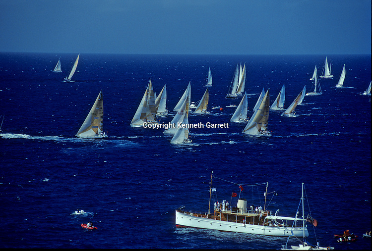 Antigua Race Week, Sailing, Caribbean