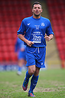 Mark Wright TV celebrity during Tottenham Hotspur All-Stars vs Celebrity XI, Charity Match Football at Brisbane Road on 12th May 2013