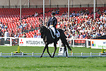 Jennifer Wooten at Badminton 2011