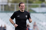 02 April 2016: Assistant Referee Benjamin Wooten. The Carolina RailHawks hosted Minnesota United FC at WakeMed Stadium in Cary, North Carolina in a 2016 North American Soccer League Spring Season game. Carolina won the game 2-1.