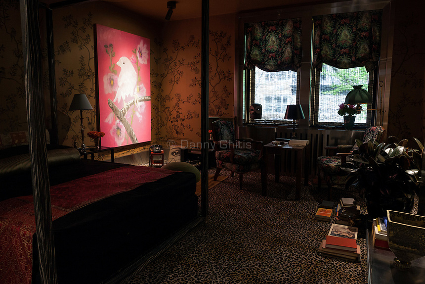Design by Billy Cotton at The 45th Kips Bay Decorator Show House, at 125 East 65th St. <br /> <br /> Danny Ghitis for The New York Times