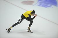 SCHAATSEN: HEERENVEEN: IJsstadion Thialf, 04-02-15, Training World Cup, Sven Kramer, ©foto Martin de Jong