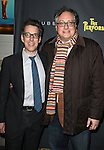 Lewis Flinn & Douglas Carter Beane attending the Broadway Opening Night Performance of 'The Performers' at the Longacre Theatre in New York City on 11/14/2012