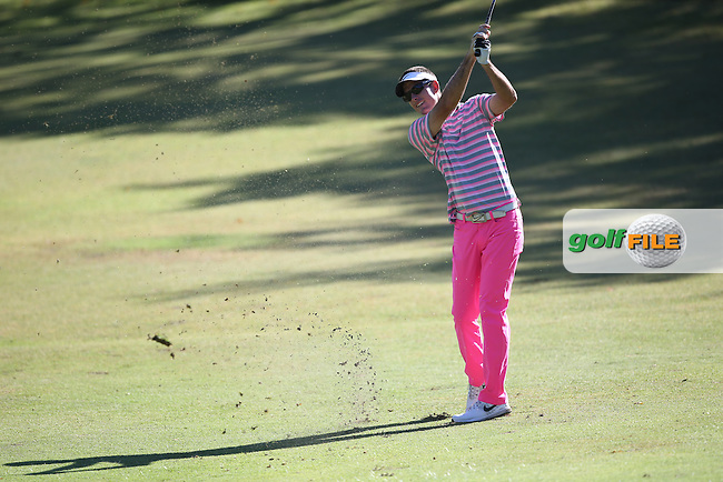 Dylan Fritelli (RSA)  during Round Three of the Africa Open 2015 at the East London Golf Club, East London, Eastern Cape, South Africa. Picture:  David Lloyd / www.golffile.ie. 07/03/2015
