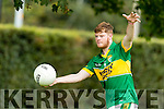 29 Cian O Callaghan Firies on the kerry Minor Panel for the All Ireland Final.