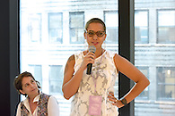 One of the mentors speaking at the 2016 ANNpower leadership forum at  the ANN, Inc. headquarters in NYC.