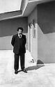 Iran 1986.Failak Eddine Kakai in Karaj