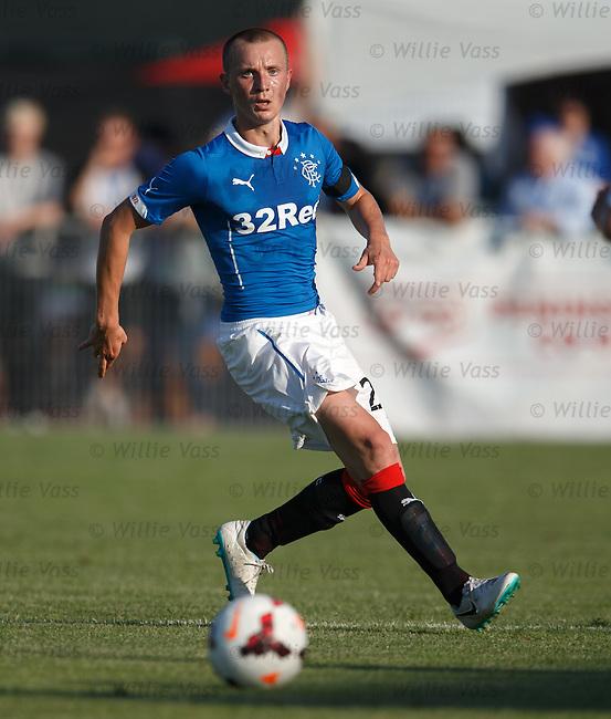 Robbie Crawford, Rangers