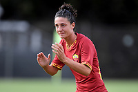 Manuela Coluccini of AS Roma  <br /> Roma 8/9/2019 Stadio Tre Fontane <br /> Luisa Petrucci Trophy 2019<br /> AS Roma - Paris Saint Germain<br /> Photo Andrea Staccioli / Insidefoto