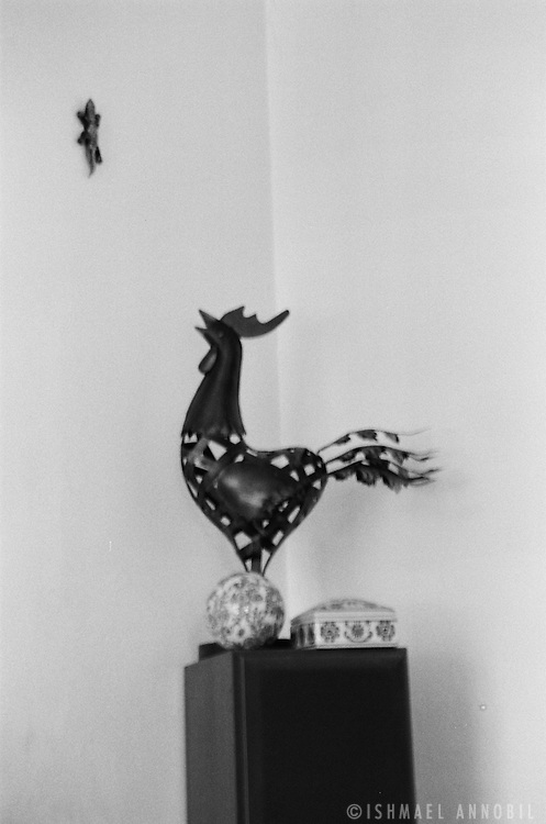 Iron Cockerel and Gecko