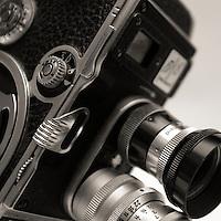 Bolex 8mm Cine Camera