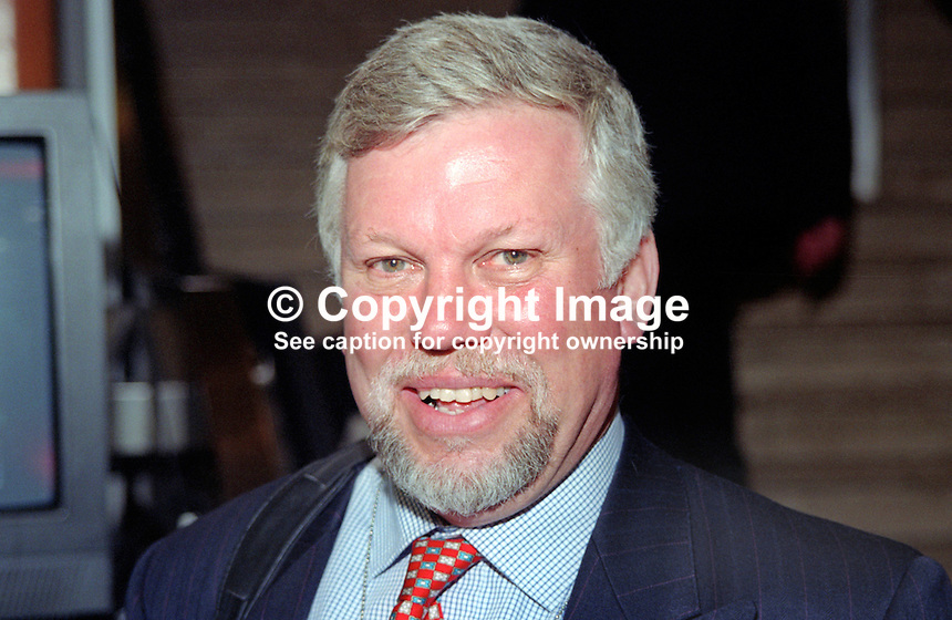 Robert Laxton aka Bob Laxton, MP, Labour Party, UK, October 1997, 199710080<br />