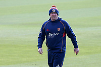 Essex head coach Anthony McGrath during Surrey CCC vs Essex CCC, Specsavers County Championship Division 1 Cricket at the Kia Oval on 11th April 2019