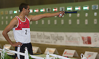 Pentathlon mens world cup held in Budapest, Hungary. Sunday, 10. May 2009. ATTILA VOLGYI